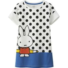 A new collaboration clothing line between UNIQLO and Miffy, the much loved character from the iconic storybooks by Dutch artist Dick Bruna, launches in UK branches of Uniqlo on Monday 23 March 2015.