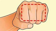 Si no bajas de peso por más que lo intestes, ayúdate con tu puño, parece ilógico, pero funcionaSi no adelgazas por más que lo intentes, el secreto está en tus manos, ayúdate… ¡con el puño! Parece increíble, ¡pero funciona! Inténtalo y veras.