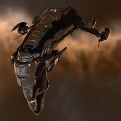 Sacrilege Eve Online, Sci Fi, Space, Floor Space, Science Fiction