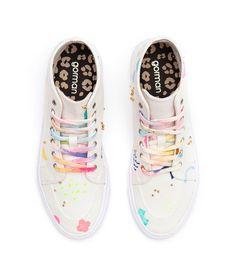 Beci Orpin / Gorman Sneakers