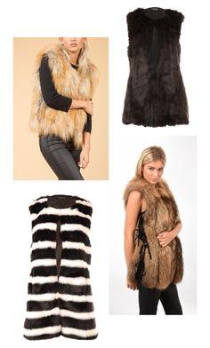 """Favourite fur gilet"" by jayley15 on Polyvore Jayley | Luxury Women's Fashion | Kimonos | Cashmere | Wraps | Accessories | Suedette Capes"
