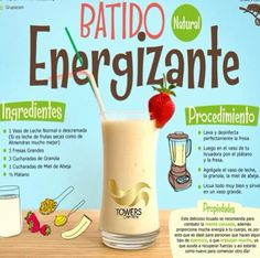 Energy shake