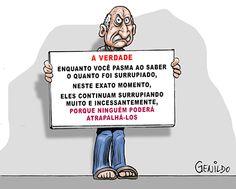 Protesto de Brasileiro