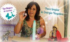 Tips Mágico para eliminar la Energia Negativa Un método muy fácil y efectivo para eliminar la energía negativa de una manera cómoda.