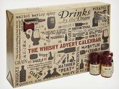 25 awesome advent calendars, including Whisky Advent Calendar