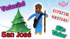 ♥ Tutorial[ESPECIAL NAVIDAD]: San José (sin telar) ♥