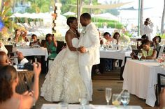 Marriott Grand Cayman Beach Resort: First Dance