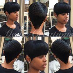 27 Piece Hair: I love the back!