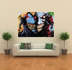BATMAN VS SPAWN HORROR GOTHIC GIANT PRINT POSTER G109 Gia... https://www.amazon.com/dp/B00JGUBMUW/ref=cm_sw_r_pi_dp_x_phTLyb4DBMYE1