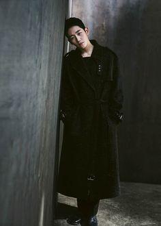 Jung Hae In - Allure Magazine December Issue '17