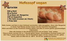 Hefezopf - Tines vegane Backstube