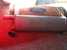 C7ZZ-5230-V Ford 1965-67 Mustang Autolite NOS parts division MUFFLER