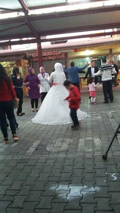 Catalzeytin de sezonun ilk  düğünü