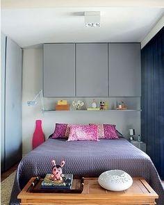Com tudo cinza fica fácil comprar roupa de cama, né? #inspiração