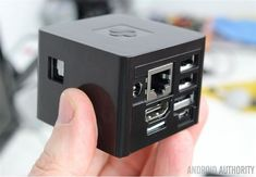 This Tiny 55mm Cube Is Actually A Personal Computer.