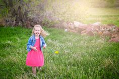 Outdoor Children's Photography - Colorado Children's Photographer - Erin Jachimiak Photography