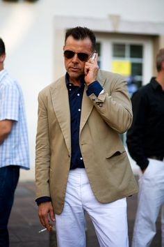 Style Over 50: How To Create A Middle Aged Man's Stylish Wardrobe - Part 3. Spring/Summer Accessories