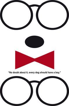 Mr Peabody & Sherman - 8ColorArt.com Print