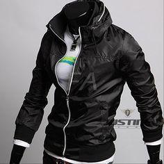 Veste Windbreaker Slim Fashion http://www.fashionaccess.fr