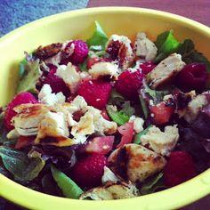 Katy's Kitchen: My Go to Salad
