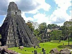 Templo del Gran Jaguar - Cultura Maya