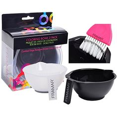 Foil It Two Piece Color Bowl Set >>> Check out the image by visiting the link. (This is an affiliate link and I receive a commission for the sales) #HairColoringProducts