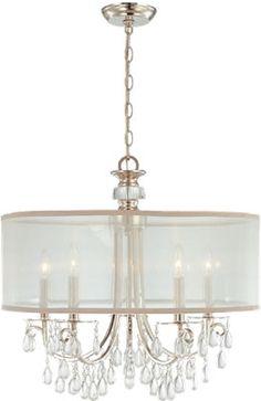 Crystorama Hampton Collection - Brand Lighting Discount Lighting - Call Brand Lighting Sales 800-585-1285 to ask for your best price 5625-AB CHHampton