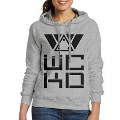 XJBD Womens The Maze Of Runner Hoodies Ash Size M >>> Click image to review more details.  This link participates in Amazon Service LLC Associates Program, a program designed to let participant earn advertising fees by advertising and linking to Amazon.com.