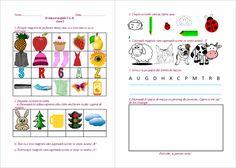 Fișă de evaluare inițială C.L.R. - clasa I Assessment, Notebook, Bullet Journal, Map, Blog, Location Map, Blogging, Maps, The Notebook