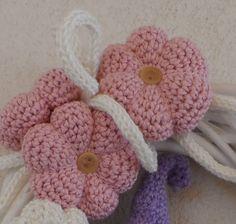 Tutorial: fiore amigurumi