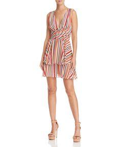 b6151f2ff16a WAYF Wilton Tiered Striped Dress Women - Bloomingdale s