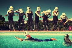 Surfing trooper boot camp (arrifana, portugal)