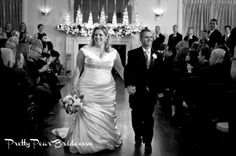 {Real Curvy Wedding} Stunning Maggie Sottero Dress in a Dreamy Winter Wonderland Wedding by Misty Enright Photography