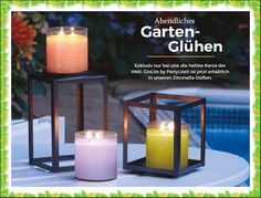 Pots, Partylite, Decoration, Pillar Candles, Candle Holders, Inspiration, Candles, Catalog, Candlesticks