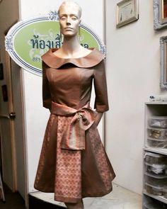 Thai silk design fashion. Limited Edition.   Ready made & made to order handmade dress, Thai silk,Hand crafted and locally made we strive to creative.  Thai silk design fashion. Limited Edition.   Detail  Ig:kong1980 and detailoflove Call :+66 815737558  E-mail:thongchai.phu@gmail.com Line  I.D. : thongchai.phu