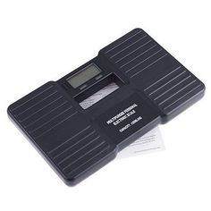 SODIAL(R) 150KG Digital Electronic Fitness Bathroom Body Fat Weight Scale Health Weighing *** Details can be found by clicking on the image.