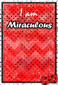 #miraculous #lady bug #bug #lady #red #dots #polca #gift #girl #room #wall #decor #iam