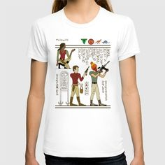 Hero-glyphics: Browncoats T-shirt by Josh Ln | Society6