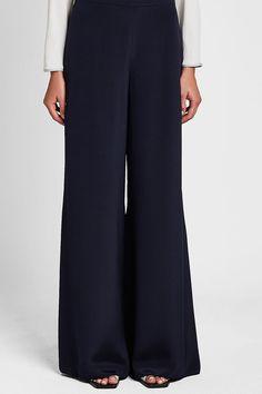 d232722c3a Max Mara - Affeto Wide-Leg Silk Pants