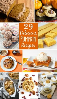PUMPKIN PUDDING CAKE & 29 More Delicious Pumpkin Recipes- Butter With a Side of Bread