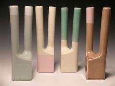 Andy Brayman   Double Vases
