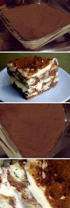 Tiramisu- Buddy Valastro (The Cake Boss). #tiramisu #cake #thecakeboss #cakeboss #dulces #postres #buddyvalastro #vainilla #receta #recipe #casero #torta #tartas #pastel #nestlecocina #bizcocho #bizcochuelo #tasty #cocina #chocolate #pan #panes Si te gusta dinos HOLA y dale a Me Gusta MIREN …