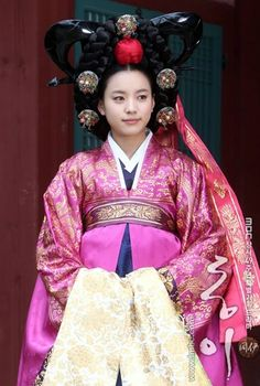 Korea, Joseon Dynasty, Ceremonial Robes worn by Highest Ranking Royal Consort