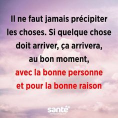 Motivation Quotes : - About Quotes : Thoughts for the Day & Inspirational Words of Wisdom French Words, French Quotes, Quotes To Live By, Me Quotes, Quote Citation, Think, Magic Words, Positive Attitude, Happy Thoughts