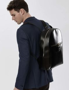 Carry It Off | SS17 Men's Bags - Reiss Editorial