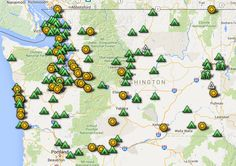 55 Best Washington state images in 2019 | Washington state, Le\'veon ...