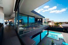 Дизайн частного дома Wandana от студии James Deans & Associates