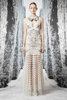 Roberto Cavalli Resort 2013 Collection Slideshow on Style.com