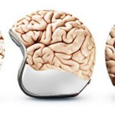 Crazy Bike Helmets, Market your Brain
