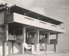 Rudolph Schindler, Lovell Beach House, (1926)